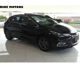 CHEVROLET CRUZE 1.4 TURBO FLEX SPORT6 PREMIER AUTOMÁTICO - R$ 112.999,00