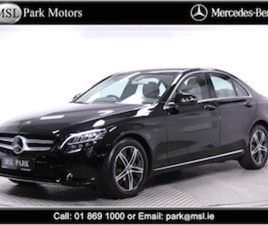 MERCEDES-BENZ C-CLASS 160 AVANTGARDE AUTOMATIC - FOR SALE IN DUBLIN FOR €44946 ON DONEDEAL
