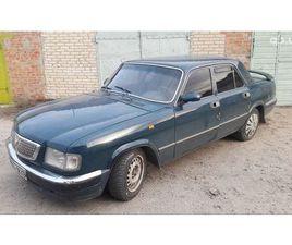 ГАЗ 3110 ВОЛГА 2.4 MT (90 Л.С.) 2001