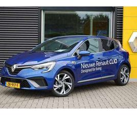RENAULT CLIO NEW 1.0 TCE 100PK R.S. LINE