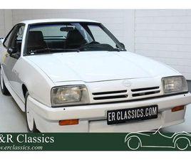 1988 OPEL MANTA 2.0 GSI 1988 54.319 KM UNIQUE