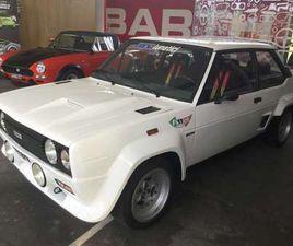 FIAT 131 131 ABARTH