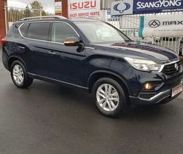 SSANGYONG REXTON NEW MODEL FOR SALE IN DUBLIN FOR €30,999 ON DONEDEAL