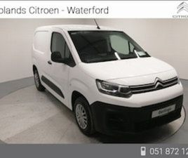 CITROEN BERLINGO FINANCE FROM 57 PER WEEK CONTR FOR SALE IN WATERFORD FOR €12975 ON DONEDE