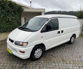 MITSUBISHI L400 3 LUGARES A GASÓLEO NA AUTO COMPRA E VENDA
