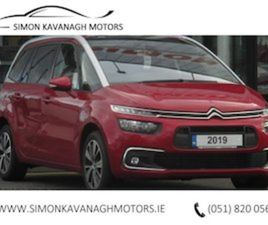 CITROEN GRAND C4 PICASSO SPACETOURER 130HP FEEL 7 FOR SALE IN WATERFORD FOR €25888 ON DONE