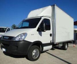 IVECO DAILY 35C13 2.3 HPI 130 CV - AUTO USATE - QUATTRORUOTE.IT - AUTO USATE - QUATTRORUOT