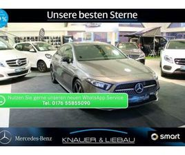 MERCEDES-BENZ A 200 LIMOUSINE AMG LINE SOUND*NAV*LED*RFK*NIGHT