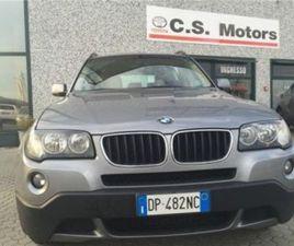 BMW BMW X3 2.0 D XDRIVE 177 CV FUTURA - AUTO USATE - QUATTRORUOTE.IT - AUTO USATE - QUATTR