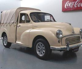 1960 MORRIS MINOR FOR SALE
