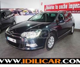 CITROEN - C5 2.0 HDI 140CV SEDUCTION TOURER