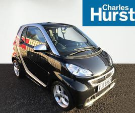 2014 SMART FORTWO COUPE PULSE MHD 2DR SOFTOUCH AUTO [2010]
