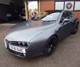 ALFA ROMEO BRERA 1.75 TBI 200 ITALIA INDEPENDENT (LIMITED EDITION) 3DR COUPE, 10/2010