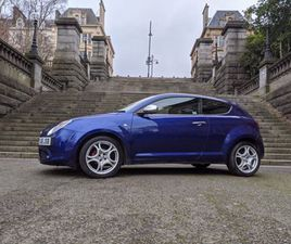 ALFA ROMEO MITO 0.9 TB TWINAIR DISTINCTIVE 3DRLOW MILEAGE VERY CLEAN CAR