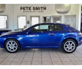 2007 ALFA ROMEO BRERA 2.4 JTDM SV ONLY 2 OWNERS FROM NEW WITH SERVICE HISTORY 2007/07