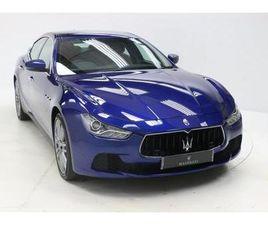 2019 MASERATI GHIBLI V6D 4DR AUTO [SPORT PACK]