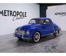 OLDTIMER DKW 613 COUPÉ