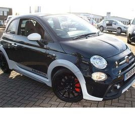 2020 ABARTH 695 1.4 T-JET 180 70TH ANNIVERSARY 3DR