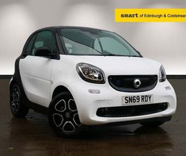 2019 SMART FORTWO 17.6KWH PRIME (PREMIUM) AUTO 2DR 22KW CHARGER