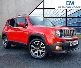 2017 JEEP RENEGADE 1.6 MULTIJET NIGHT EAGLE II 5DR