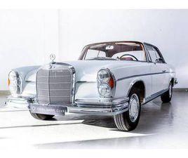 1964 MERCEDES-BENZ 300SE COUPE