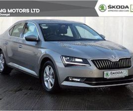 SKODA SUPERB 2.0 TDI 150BHP AMBITION FOR SALE IN DONEGAL FOR €27900 ON DONEDEAL