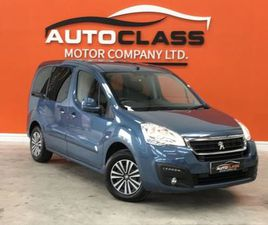 PEUGEOT PARTNER TEPEE TEPEE ACTIVE 1.6 WAV TAXI FOR SALE IN DUBLIN FOR €28,500 ON DONEDEAL