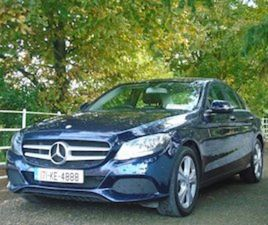 MERCEDES-BENZ C-220D SE EXECUTIVE EDITION , 2017 FOR SALE IN KILDARE FOR €24750 ON DONEDEA
