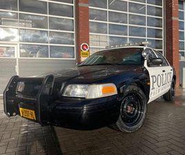 WAGON U9 FORD CROWN VICTORIA V8 ORIGINAL POLICE CAR FLORIDA