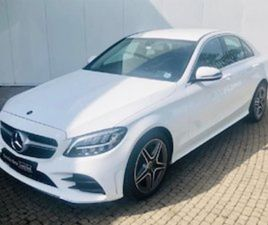 MERCEDES-BENZ C-CLASS 1.5 AMG LINE SALOON PETROL FOR SALE IN MEATH FOR €39950 ON DONEDEAL