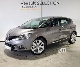 RENAULT SCENIC SCÉNIC DCI LIMITED BLUE 110KW