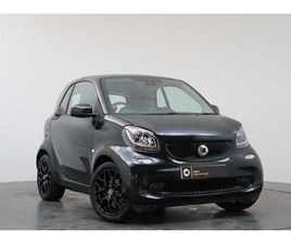 2016 SMART FORTWO COUPE 0.9 TURBO BLACK EDITION 2DR