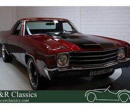 1972 CHEVROLET EL CAMINO 1972 6.6L BIG BLOCK V8