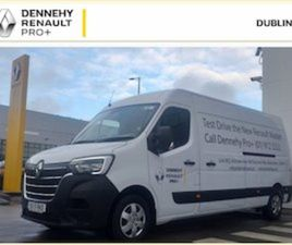 RENAULT MASTER NEW MODEL MASTER LM35 BUSINESS PLUS FOR SALE IN DUBLIN FOR €24000 ON DONEDE