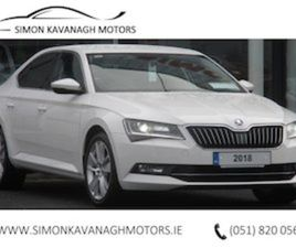 SKODA SUPERB 2.0 TDI 150HP STYLE - 111 PER WEEK FOR SALE IN WATERFORD FOR €26888 ON DONEDE