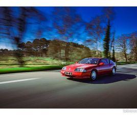 RENAULT ALPINE GTA V6 TURBO MILLE MILES LA N°50