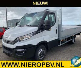 IVECO DAILY 35-140 AUTOMAAT DAILY 35C14 AIRCO OPENLAADBAK 420L
