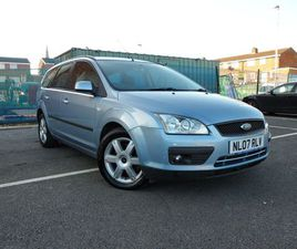 FORD FOCUS 1.8 TDCI SPORT 5DRP/X WELCOME, FINANCE AVAILABLE
