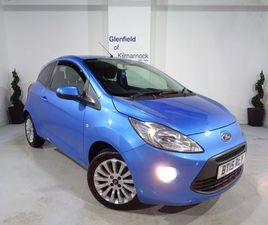 FORD KA 1.2 ZETEC 3DRSERVICED AND READY TO GO