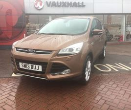 2013 FORD KUGA 1.6 ECOBOOST TITANIUM X 5DR 2WD