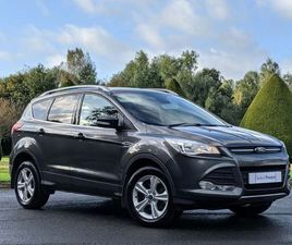 FORD KUGA 2.0 TDCI ZETEC POWERSHIFT AWD 5DR