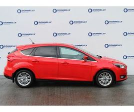 2018 FORD FOCUS 1.5 TDCI 120 ZETEC EDITION 5DR