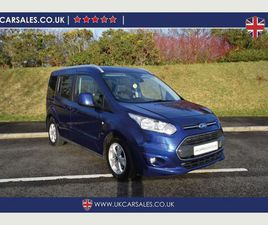 FORD TOURNEO CONNECT 1.5 TDCI TITANIUM 5DRFULL SERVICE HISTORY 1 OWNER