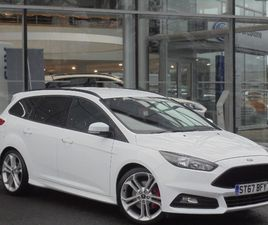 2017 FORD FOCUS ST-2