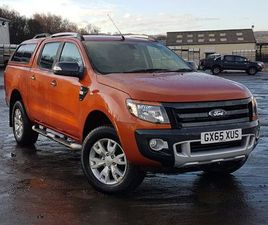 2015 FORD RANGER PICK UP DOUBLE CAB WILDTRAK 3.2 TDCI 4WD