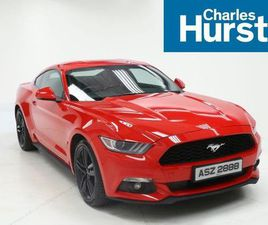 2017 FORD MUSTANG 2.3 ECOBOOST 2DR