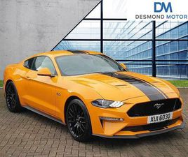 2020 FORD MUSTANG 5.0 V8 GT 2DR AUTO