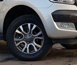 2018 FORD RANGER PICK UP DOUBLE CAB WILDTRAK 3.2 TDCI 200 AUTO
