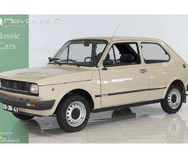 FIAT 127 900C A GASOLINA NA AUTO COMPRA E VENDA