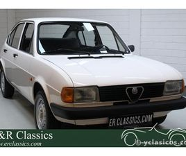 ALFA ROMEO ALFASUD 1.2 SUPER 1980 BEAUTIFUL CONDITION - PORTAL COMPRA VENTA VEHÍCULOS CLÁS
